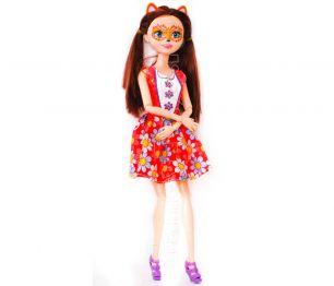 Кукла Enchantimals Фелисити Фокс (Лиса), 30 см. (TopToys)