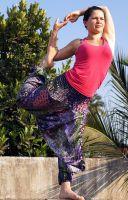 Атласные штаны алладины, афгани, шаровары. Интернет магазин одежды из Индии