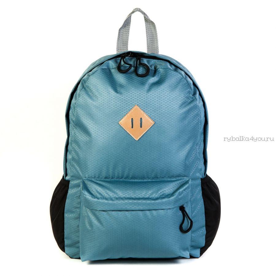 Рюкзак Prival Sity 18л ткань Oxford 600D / цвет:  голубой