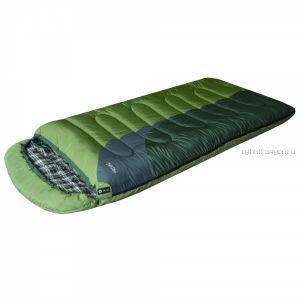 Спальный мешок Prival Берлога Правый  /одеяло с капюшоном, размер 220х95, t -15 +5С