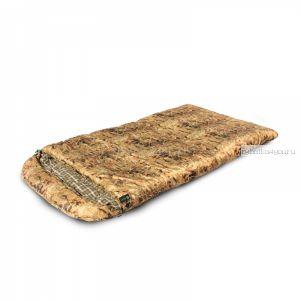 Спальный мешок Prival Берлога КМФ Правый  /одеяло с капюшоном, размер 220х95, t -15 +5С