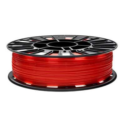 REC пластик PLA Красный