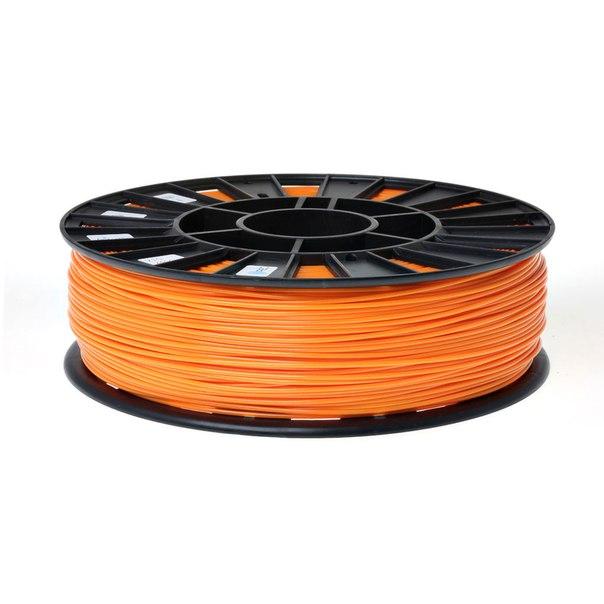 REC пластик PLA Оранжевый