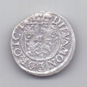 1/24 талера 1622 года Бранденбург Пруссия Германия