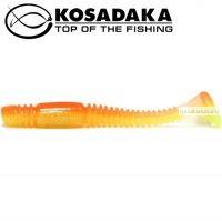 Мягкие приманки Kosadaka Tioga 75 мм / упаковка 10 шт / цвет: AGS