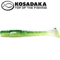 Мягкие приманки Kosadaka Tioga 75 мм / упаковка 10 шт / цвет: FTS