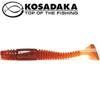 Мягкие приманки Kosadaka Tioga 75 мм / упаковка 10 шт / цвет: MOS