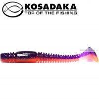Мягкие приманки Kosadaka Tioga 75 мм / упаковка 10 шт / цвет: VF