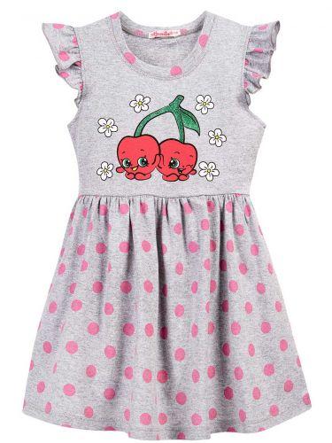 Платье для девочки 3-7 лет Bonito BK1168P3