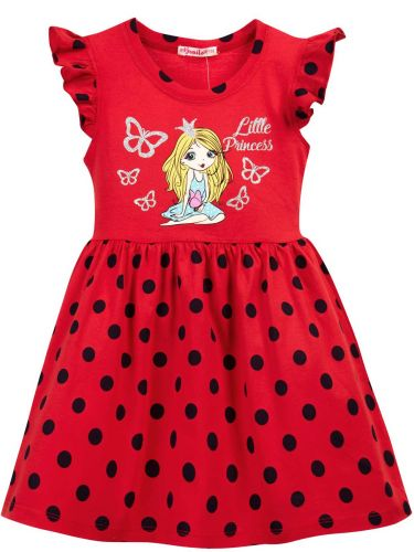 Платье для девочки 3-7 лет Bonito BK1168P5