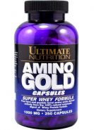 Amino Gold Capsules от Ultimate Nutrition 250 кап