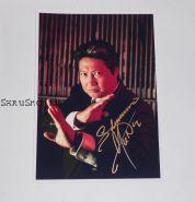 Автограф: Саммо Хун. Китайский городовой