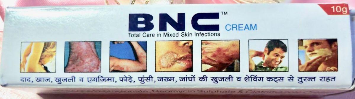 BNC Beclomethasone Dipropionate , Neomycin Sulphate Clotrimazole Crem , 10 гр