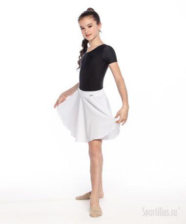 белая юбка для гимнастики