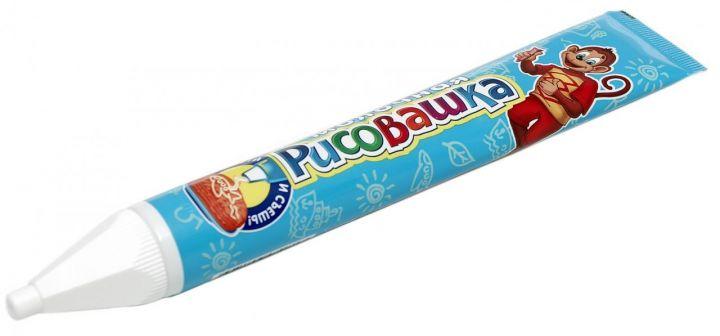 Молоко сгущенное Рисовашка с сахаром 8,5% туба-карандаш 50г Воронеж
