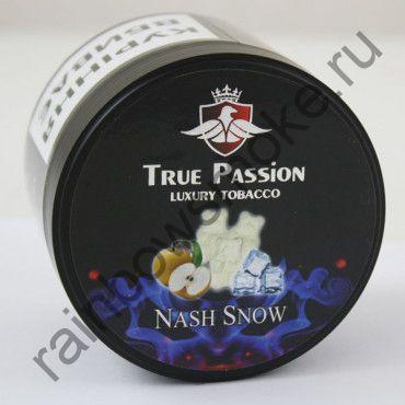 True Passion 50 гр - Nash Snow (Яблоко Ментол и Белый Мармелад)