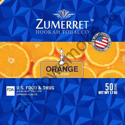 Zumerret Blue Edition 50 гр - Orange (Апельсин)