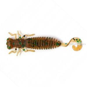 Мягкие приманки Fanatik Larva Lux 2,5'' 63 мм / упаковка 7 шт / цвет: 004