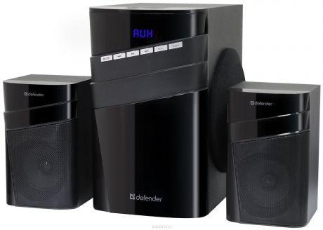 Активная система DEFENDER 2.1 X400, черный, 40 Вт, Bluetooth, FM/MP3/SD/USB (1/4)