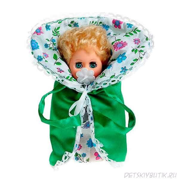 Кукла Юлька в конверте, высотой 21 см