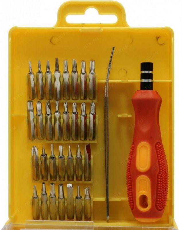 Набор отверток для точечных работ  Electron Screwdriver Set 32 в 1