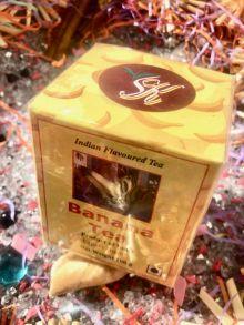 Чай SK Indian BANANA TEA  Индия 100 гр
