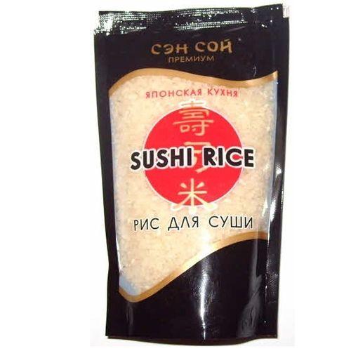 Крупа рис для суши 250г Сэнсой