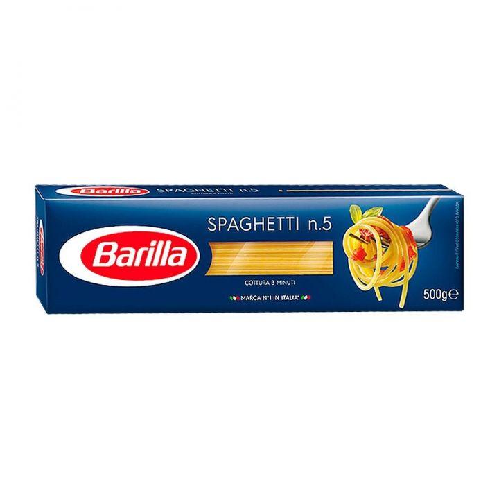 Мак.изделия Barillа спагетти 500г