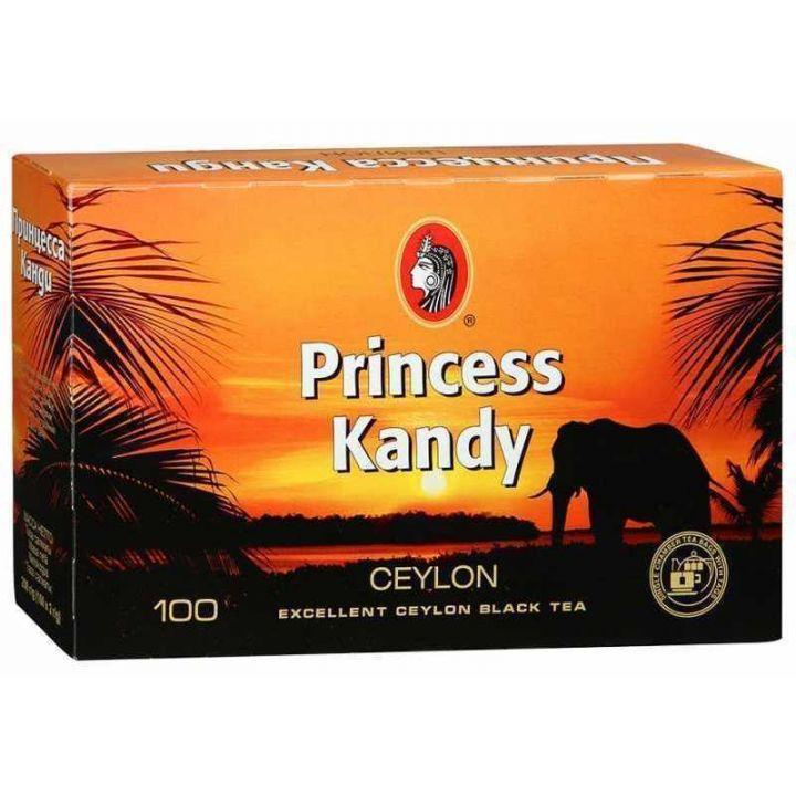 Чай Принцесса Канди Цейлон с/я 100пак*2г