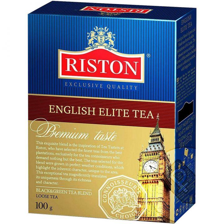 Чай Ристон Элитный Английский лист 100г