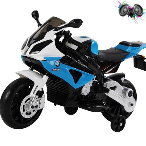 Детский электромотоцикл BMW s1000pr