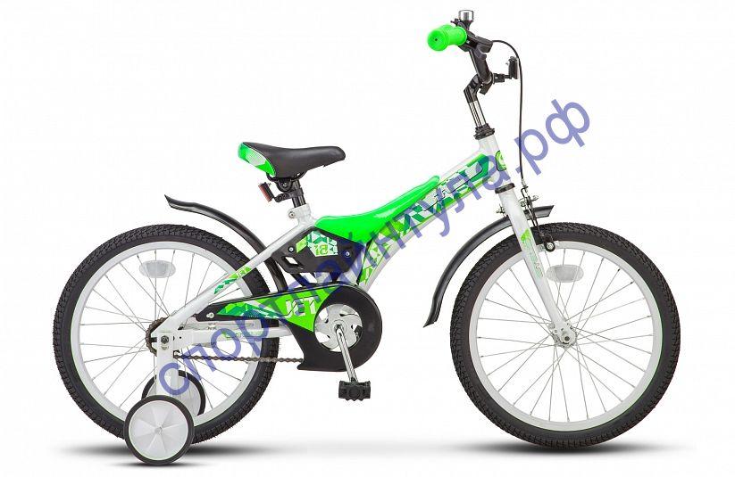 "Детский велосипед Jet 18"" Z010"