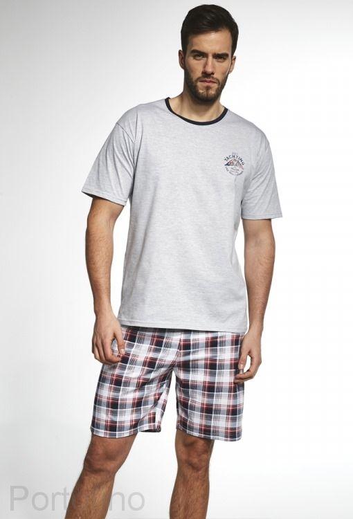 326-79 Пижама мужская короткий рукав Cornette