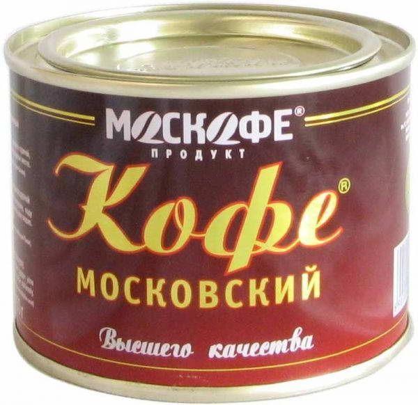 Кофе Московский ж/б 90г Индия