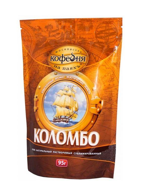 Кофе МКП Коломбо крист м/у 95г