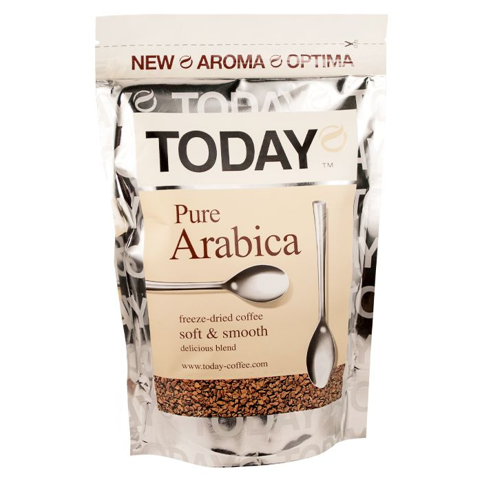 Кофе Today Pure Arabica м/у 150г Германия