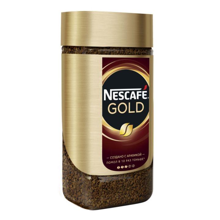 Кофе Нескафе Голд ст/б 190г
