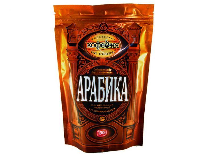 Кофе МКП Арабика кристаллы  м/у 190г