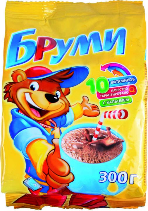 Какао Бруми м/у 300г