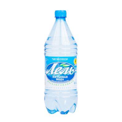 Вода пит. Лель 2л н/г пэт
