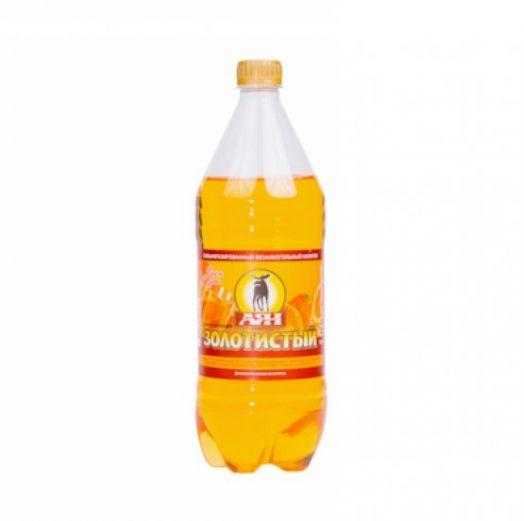 Газ. вода Золотой апельсин 0,65л пэт АЯН