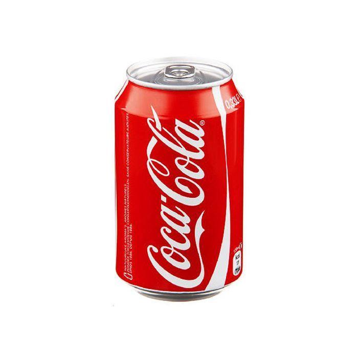 Газ. вода Кока-Кола 0,33л ж/б Кока-Кола