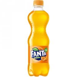 Газ. вода Фанта 0,5л Апельсин Кока-Кола