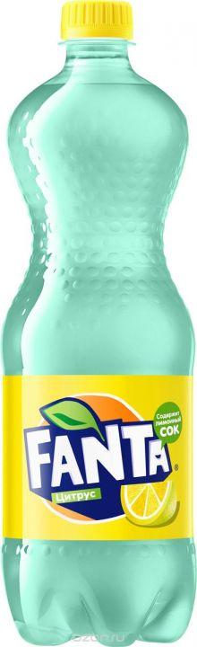 Газ. вода Фанта 1,5л Цитрус Кока-Кола