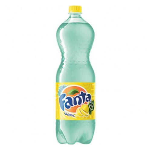 Газ. вода Фанта 1л Цитрус Кока-Кола