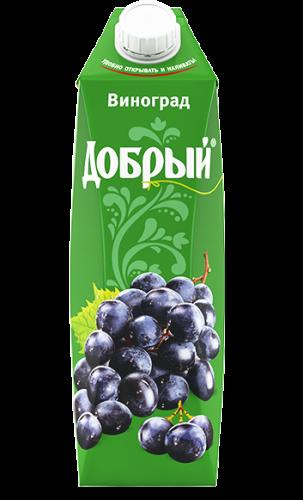 Нектар Добрый 1л Виноград