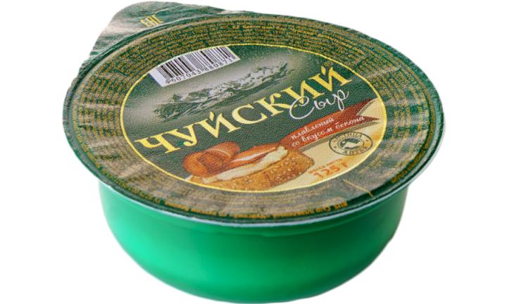 Сыр плавленый Чуйский бекон 125г