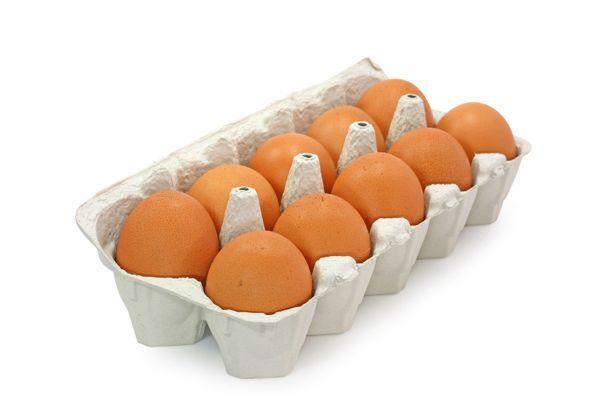 Яйцо 2 кат 10шт