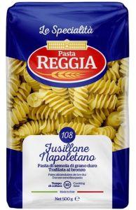 """Паста Reggia La Specialita """"Фузиллони по-неаполитански n. 108"""""""