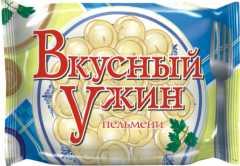 Пельмени Вкусный ужин 800г Сибирский Гурман